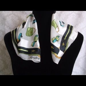 """""""Symphony Scarf"""" Square Made in Italy"""